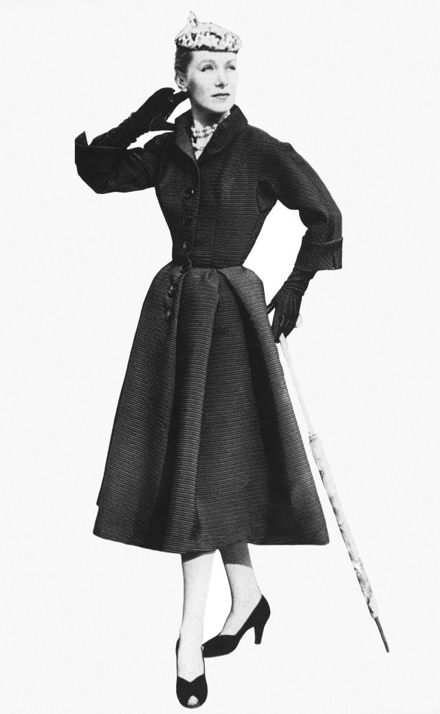 Pierre Cardin: 1946 - Christian Dior, who has just opened his own Fashion house at 30 Avenue Montaigne in Paris, hires him as a tailor.In the same year, he meets Jean Cocteau...