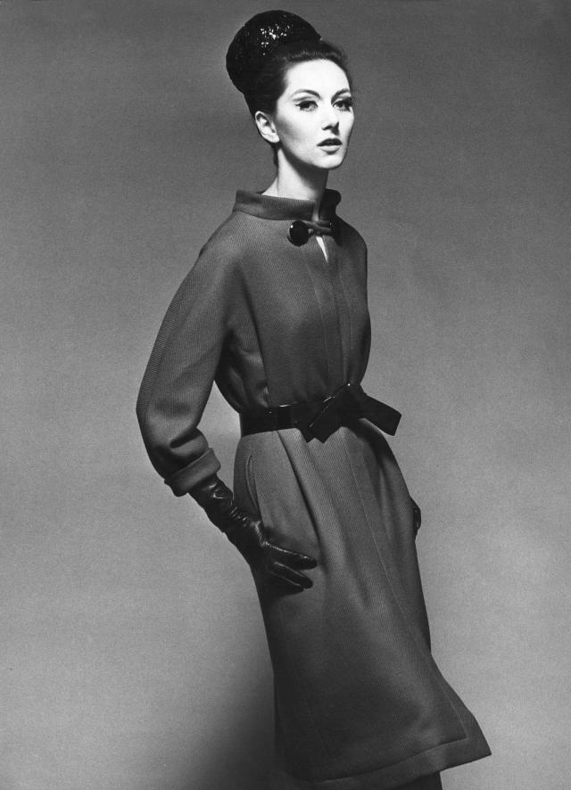 Pierre Cardin: 1963 - He wants to make Haute-Couture more accessible and launches the women's ready-to-wear department.