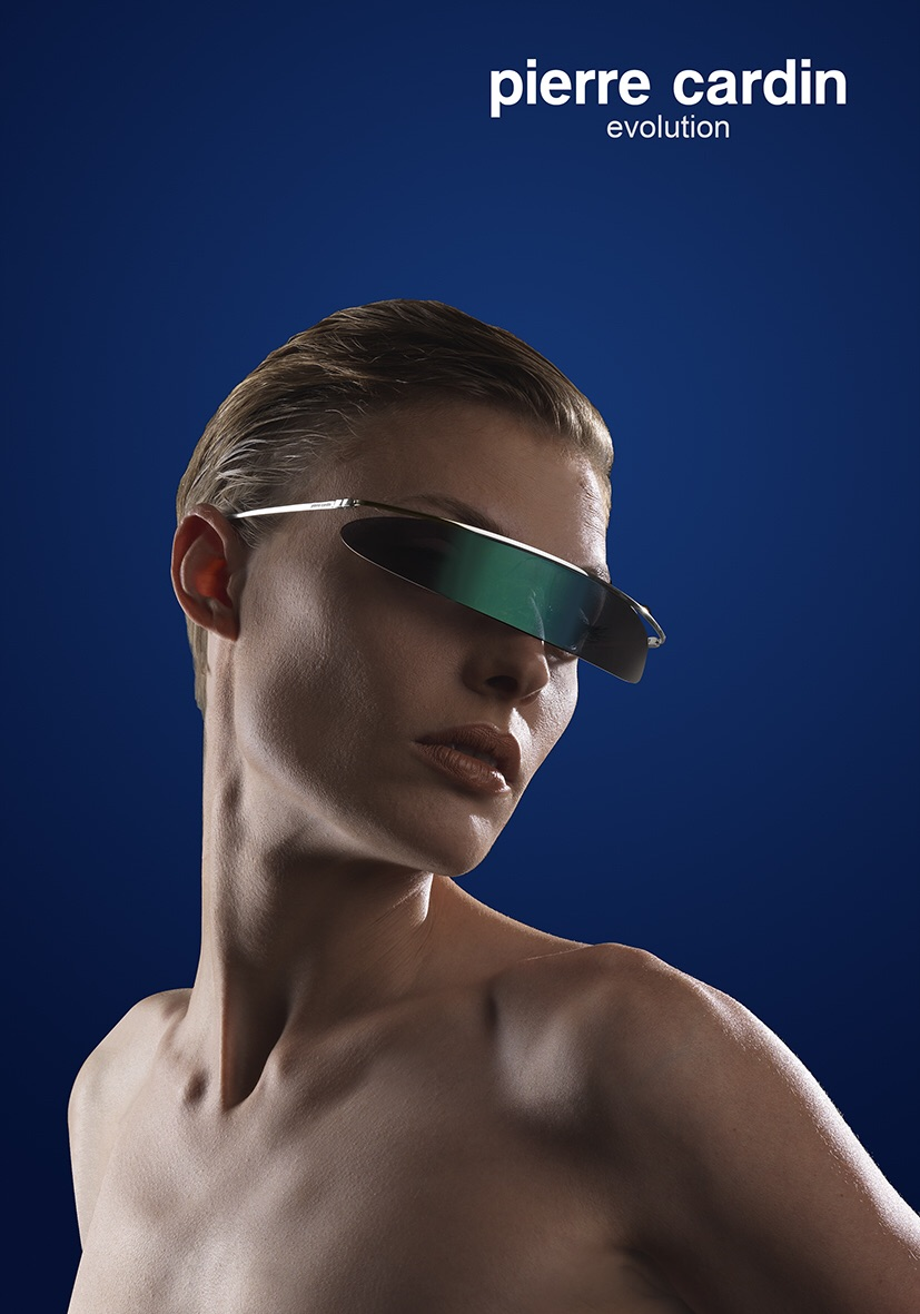 Lunettes Pierre Cardin Evolution. Pierre Cardin Paris dévoile sa nouvelle collection de lunettes Pierre Cardin Evolution édition limitée - 2019