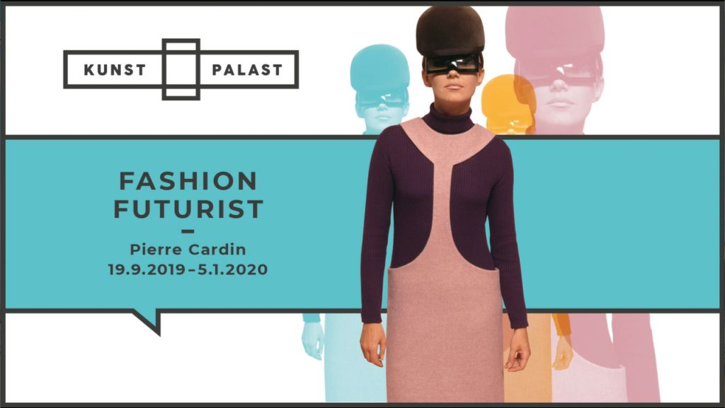 """Pierre Cardin. Fashion Futurist"" Exhibition at Kunstpalast Museum, Düsseldorf. The Kunstpalast Museum presents ""Pierre Cardin. Fashion Futurist""..."