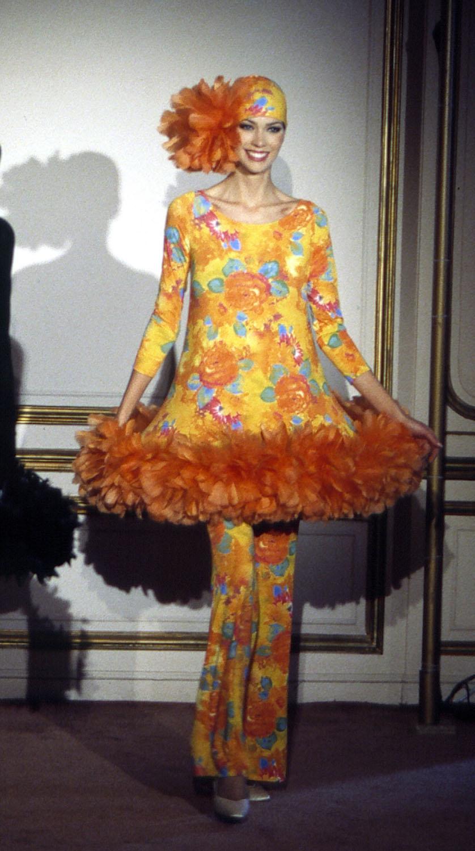 Pierre Cardin Orange