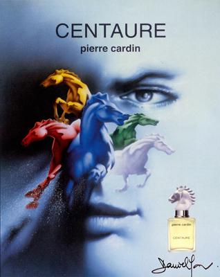 Centaure. Pierre Cardin Perfumes -