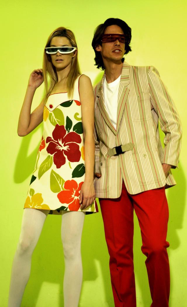 2012. Création Haute Couture Pierre Cardin Robe et costume -