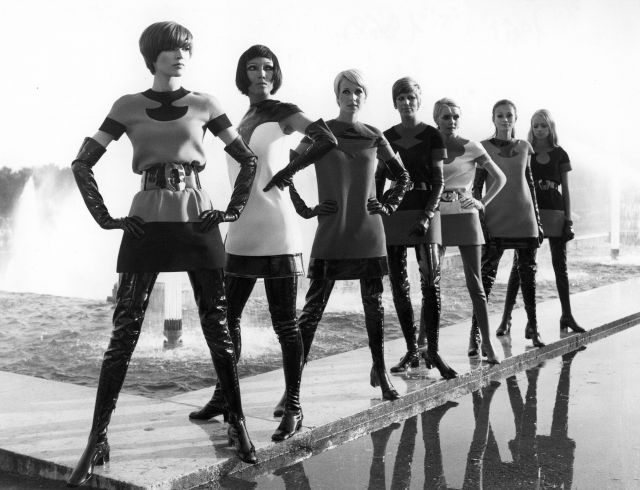 Pierre Cardin Future Fashion -