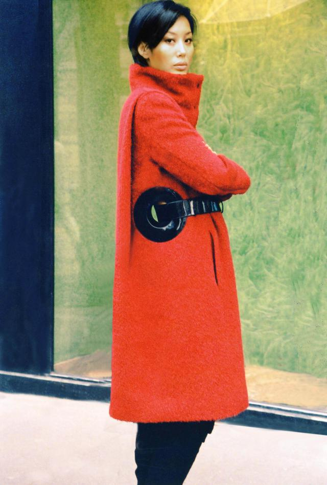 2001. Pierre Cardin Haute Couture Creation Coat -