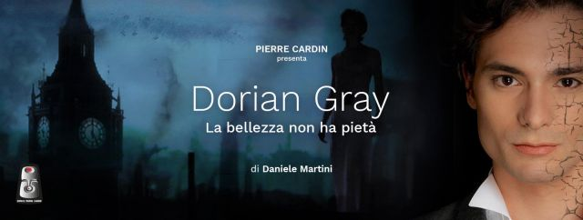 "Dorian Gray, la bellezza non ha pietà. This musical  features Oscar Wilde's novel ""The Portrait of Dorain Gray"" which scandalized Victorian..."