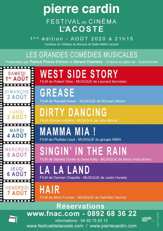 Festival de Lacoste  2020 - 2020