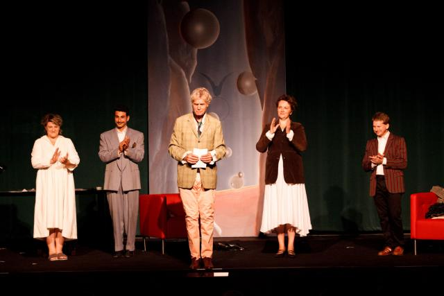 Les 3 Feydeau. de Gérard Chambre  17 Juillet 2017 -