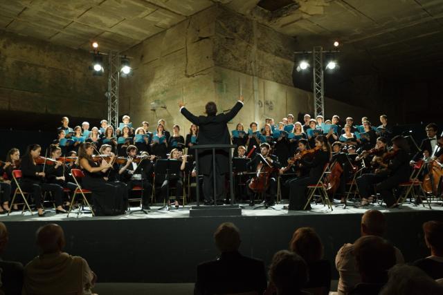 Le Requiem de Mozart. proposé par Eve Ruggiéri  18 Juillet 2017 -