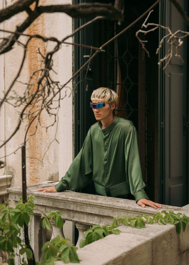 PIERRE CARDIN EVOLUTION GLASSES. Pierre Cardin Evolution Haute Couture Creation -