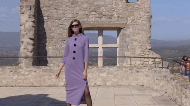 Défilé Haute Couture -