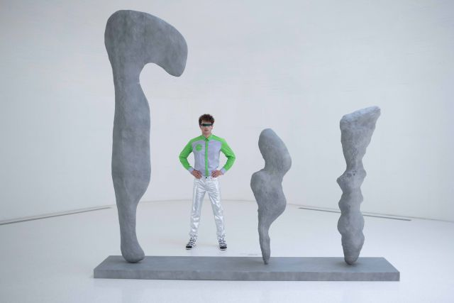 "Pierre Cardin ""EVOLUTION"" 2020 Spring-Summer  Collection Launch"