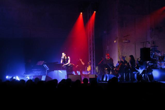 Dulce Pontes. Concert  Pop, folk, classique et fado  24 Juillet 2017 -