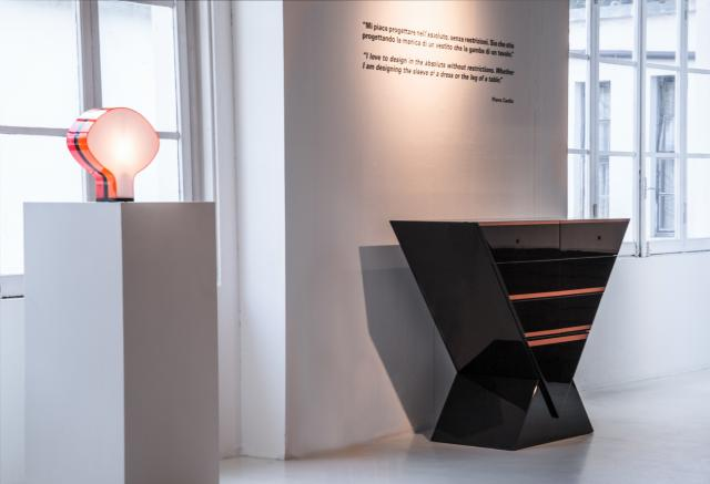 "Exposition ""Les Sculptures Utilitaires"". Galerie Carla Sozzani – Milan -"