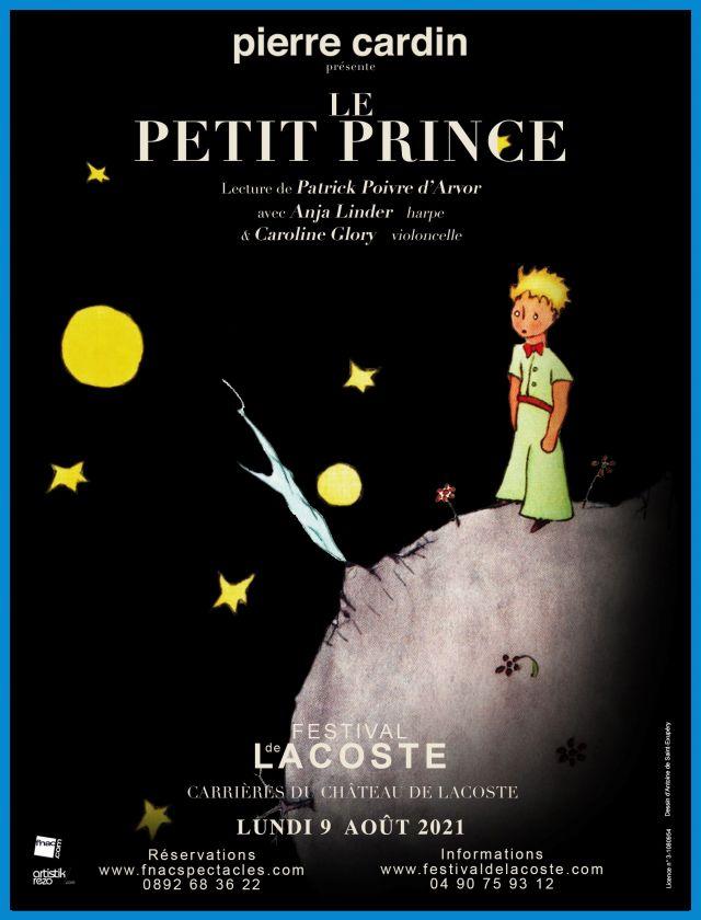 Le Petit Prince. Lundi 9 août à 21h  « S'il te plaît... dessine-moi un mouton ». Qui ne connaît cette petite phrase ? Elle évoque à elle seule... -