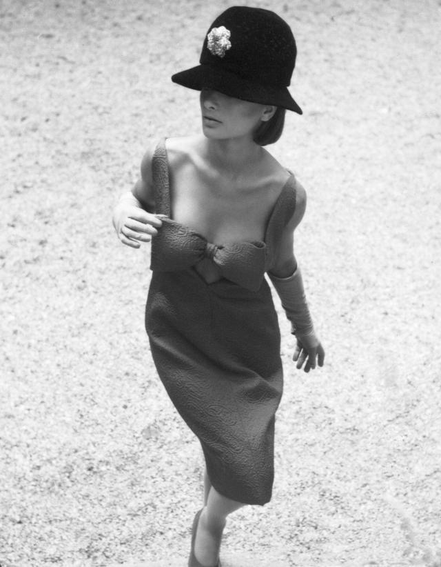 Dress. Haute couture Creation - 1964
