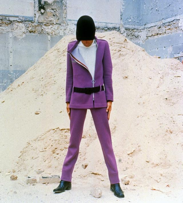 Suit. Haute couture Creation - 1966