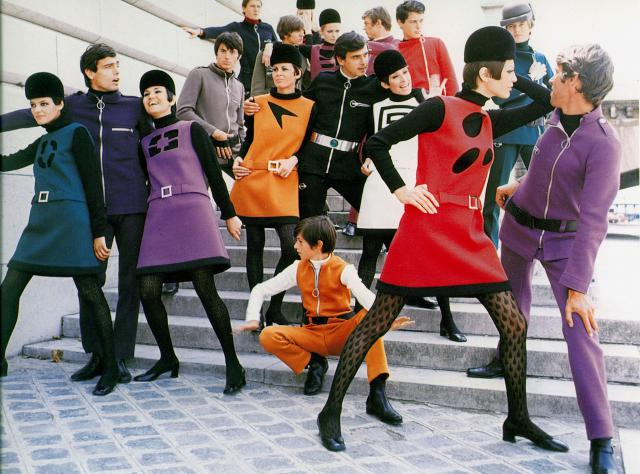 1967. Haute couture Creation - 1967