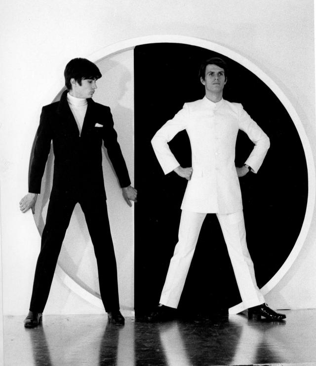 1971. Pierre Cardin Haute Couture Creation  Suit -