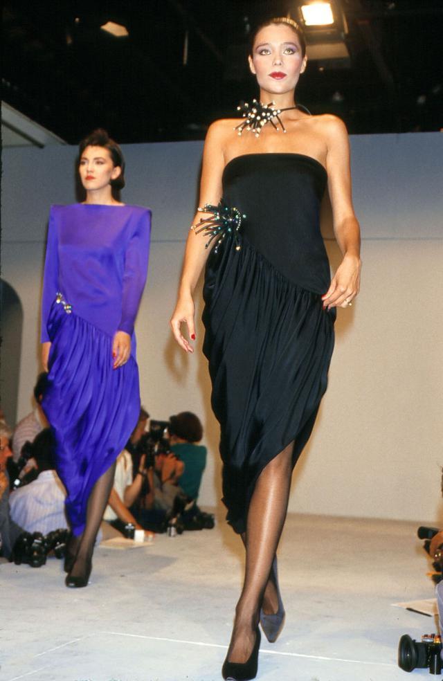 Collier. Création Haute Couture Pierre Cardin - 1985