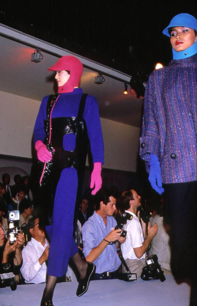 Coverall. Haute couture Creation - 1985