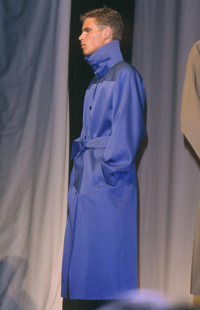1986. Pierre Cardin Haute Couture Creation Coat -