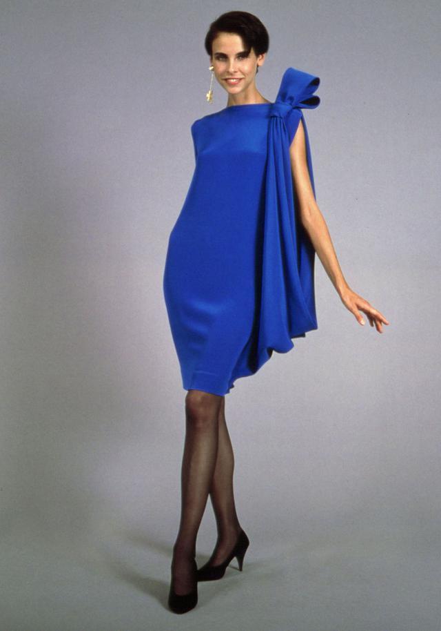 Dress. Haute couture Creation - 1990