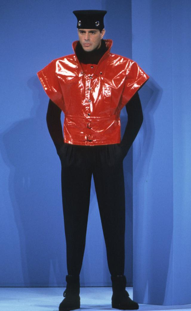 1991. Pierre Cardin Haute Couture Creation Jacket - 1991