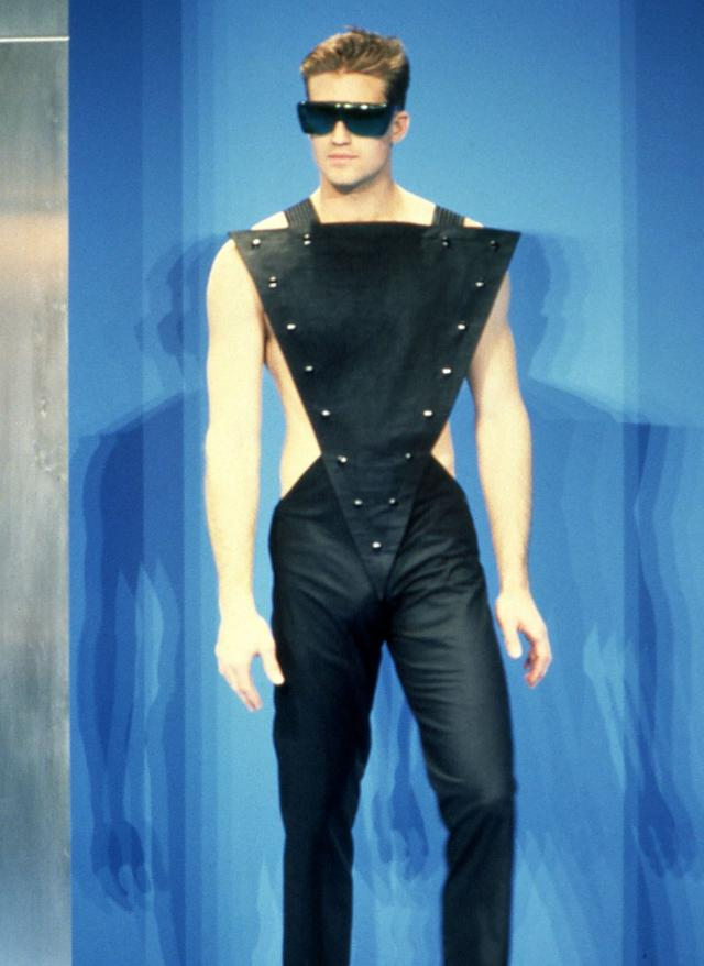 1991. Pierre Cardin Haute Couture Creation - 1991