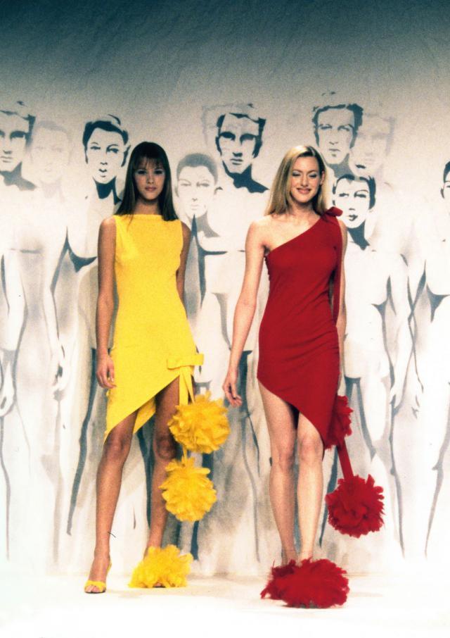 Dress. Haute couture Creation - 1997