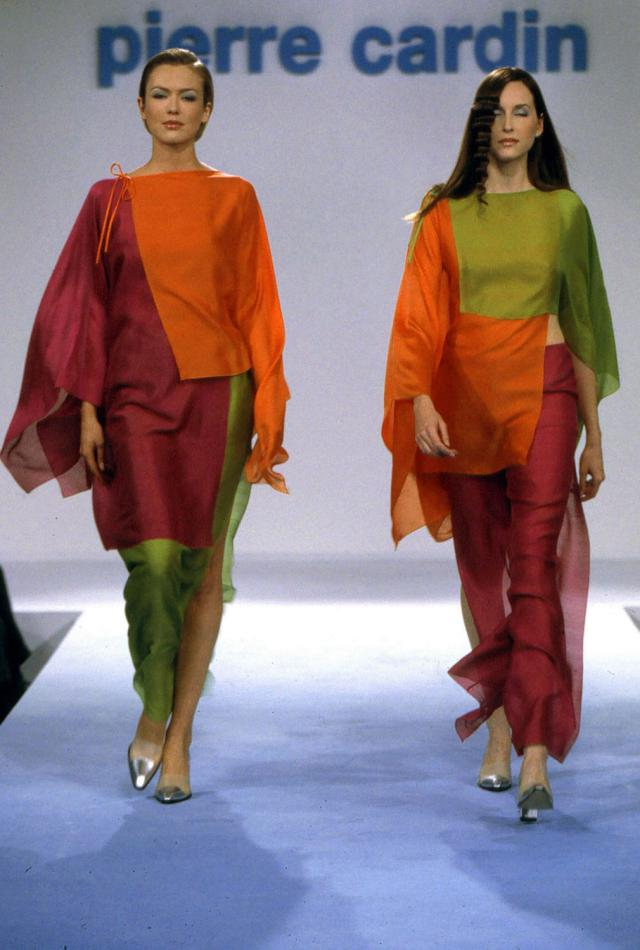 Skirt. Haute couture Creation - 1999
