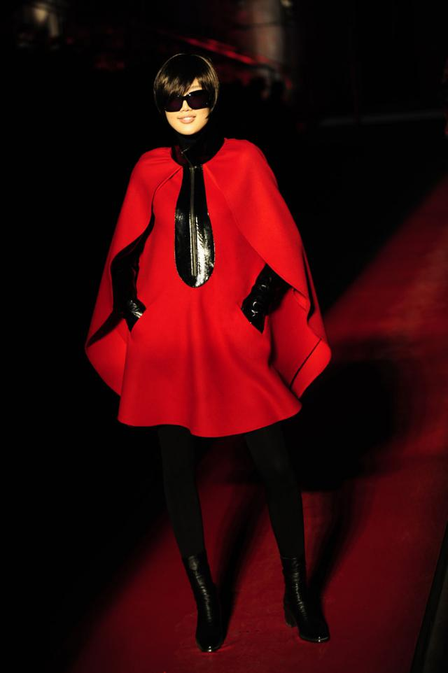 "2008. Pierre Cardin Haute Couture Creation Fashion show ""De Sade"" -"