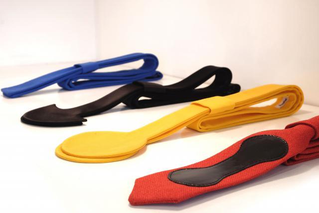 2016. Création Haute Couture Pierre Cardin Cravates -