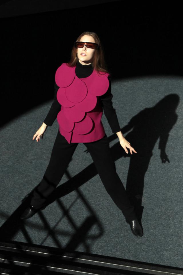 2009. Pierre Cardin Haute Couture Creation -