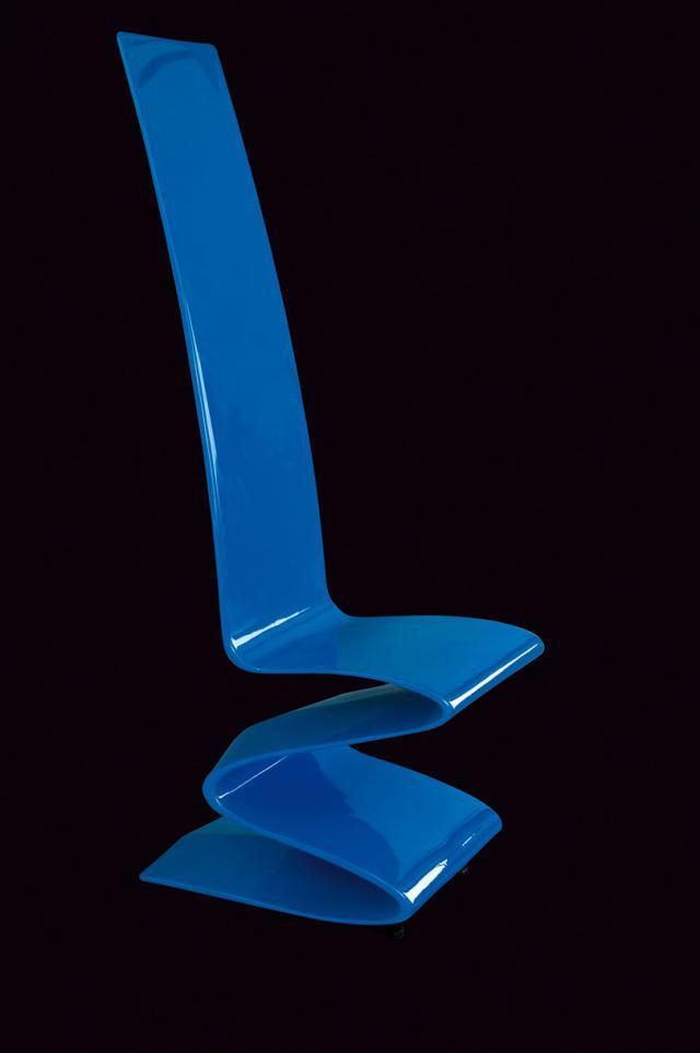 Chaise. Design -