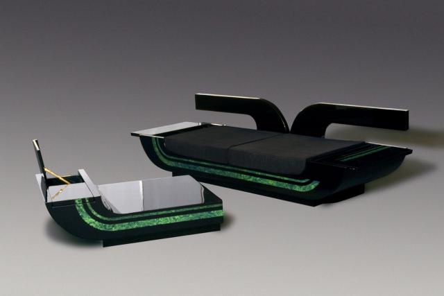 Canapé. Design Pierre Cardin -