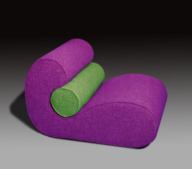 Canapé. Design -