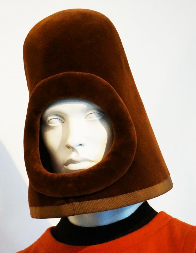 Pierre Cardin Museum. Pierre Cardin Haute Couture Creation -