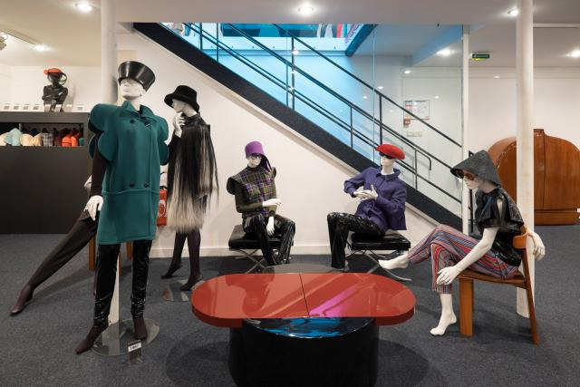Underground. From 1980 to 2000 Pierre Cardin personally supervised the display of these designs among the most emblematic of his career, which highlight...