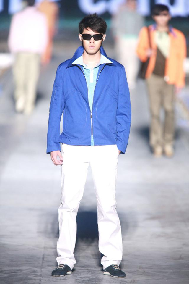 "2010. Pierre Cardin Haute Couture Creation Fashion show ""Venice"" -"