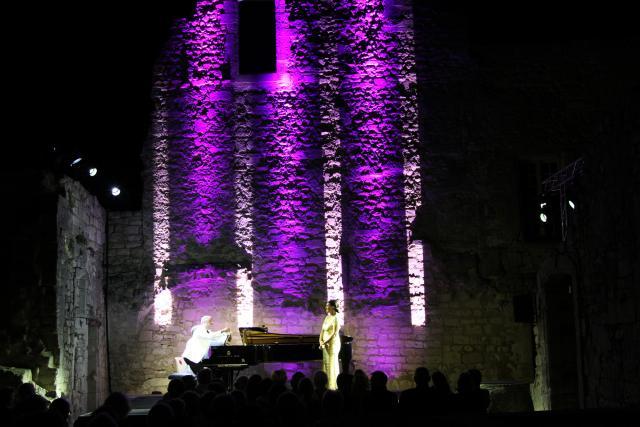 Sonya Yoncheva. Récital présenté par Eve Ruggiéri  Le 16 Juillet 2017 -