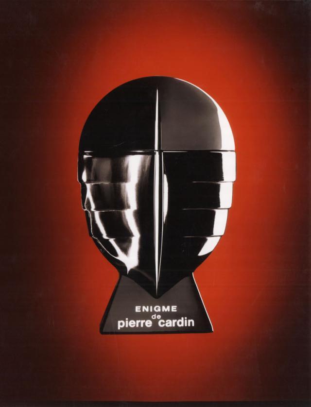 Enigme. Pierre Cardin Perfumes -