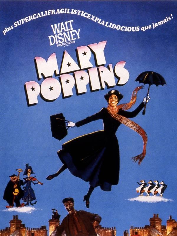 Mary Poppins. VENDREDI 6 AOÛT À 21H15  Rien ne va plus dans la famille Banks. La nurse vient de donner ses huit jours. Et ni M. Banks, banquier d'affaire,... -