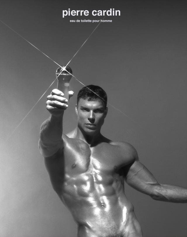 Pour Monsieur. Pierre Cardin Perfumes -
